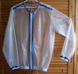 PVC Mikina na zip