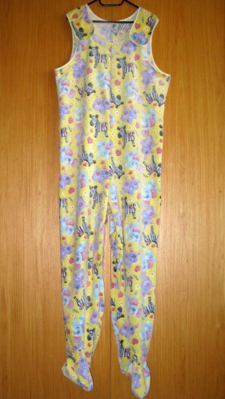 Fleesové dupačky s rozepínacími nohavicemi