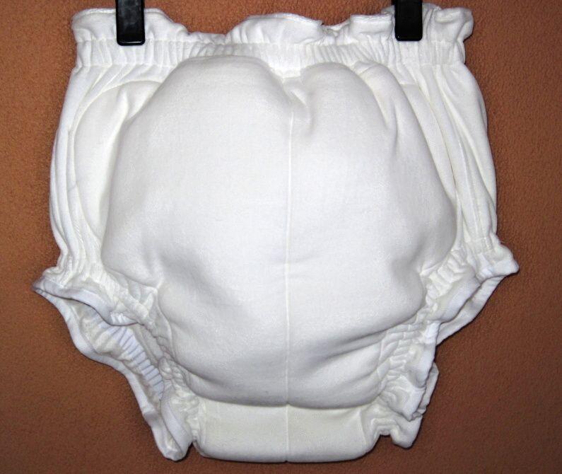 Kalhotková plenka bílá se savými vrstvami