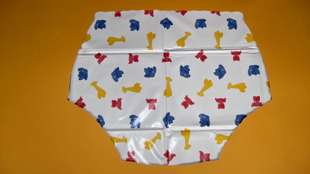 Zvířátkové PVC - fólie - zvířátka jako nafukovací hračky