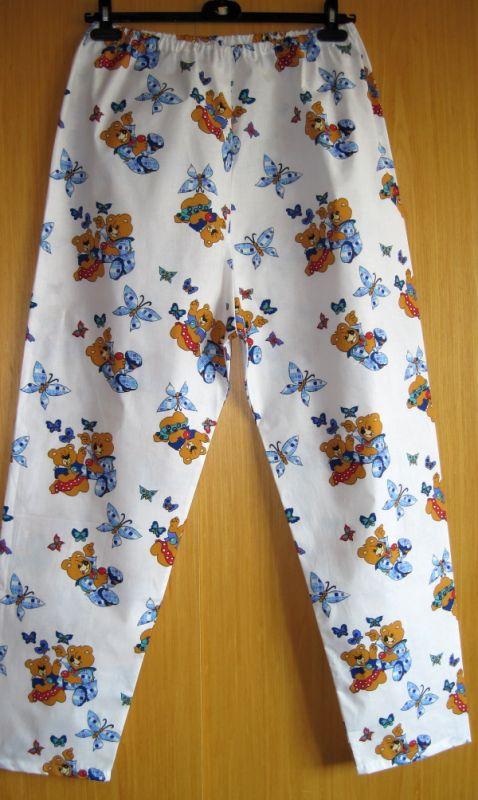 Plátěné hrací kalhoty