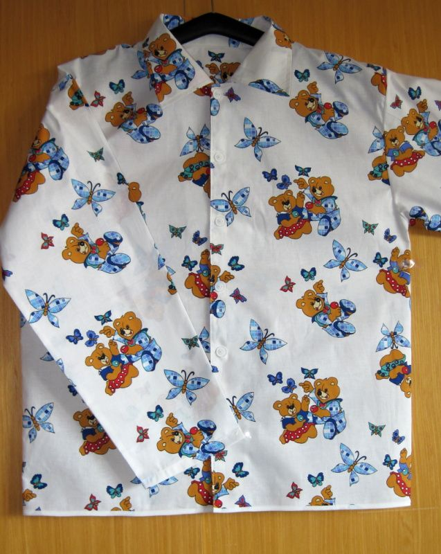 Plátěné pyžamo