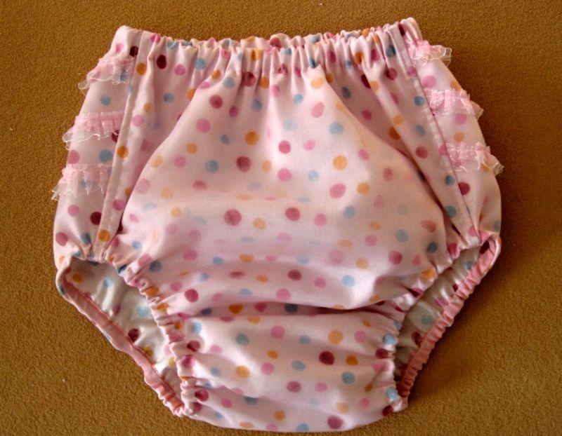 Plenkové kalhotky s kraječkami