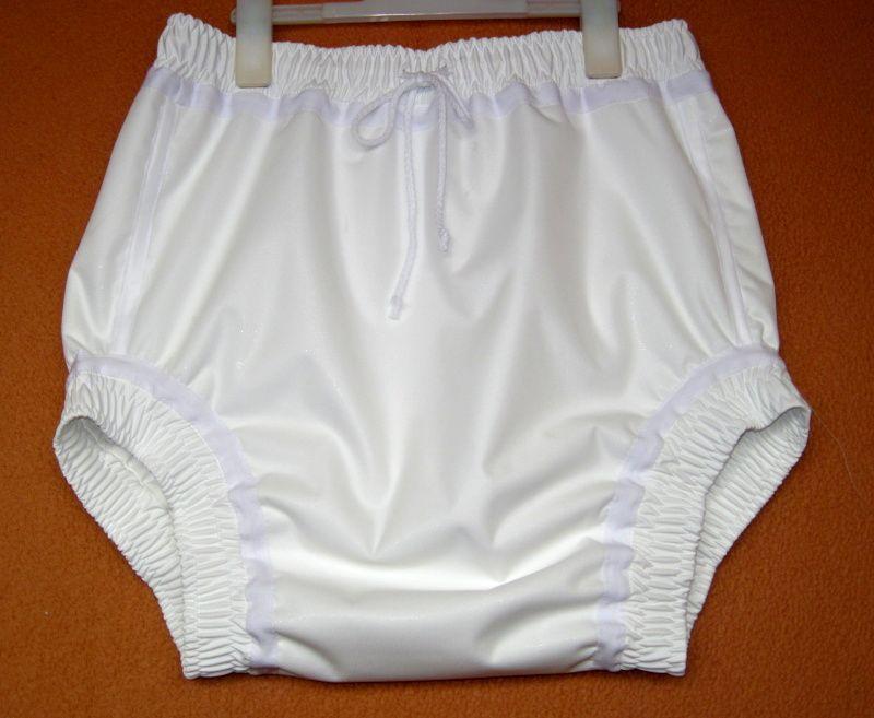 Kalhotky s prošitými širokými gumami
