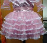 Šatičky s krajkovou sukní